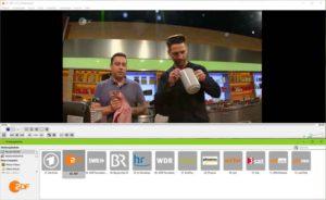 DVB-T-Empfang mit VLC